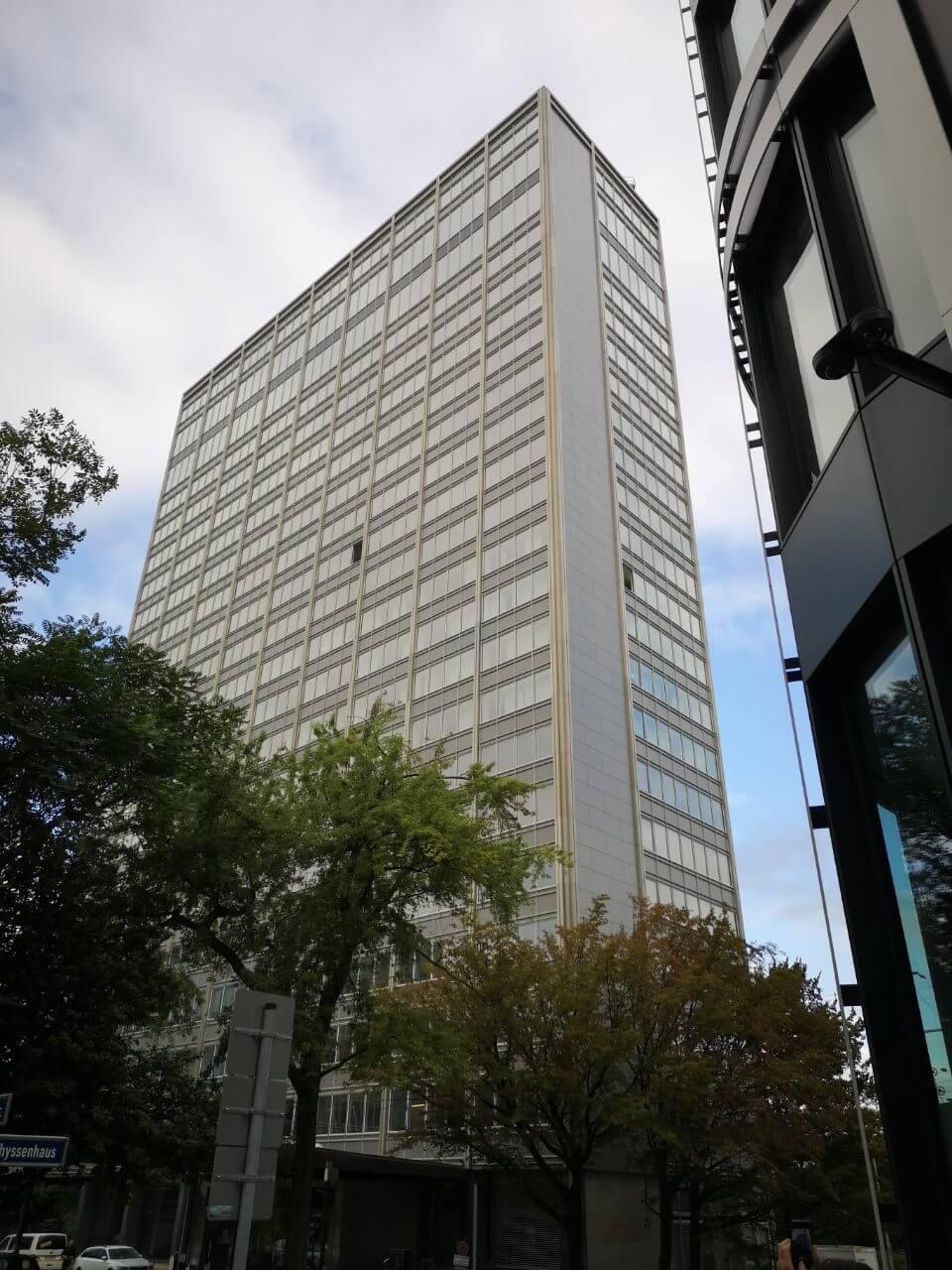 Fakt Tower, Bussines centre
