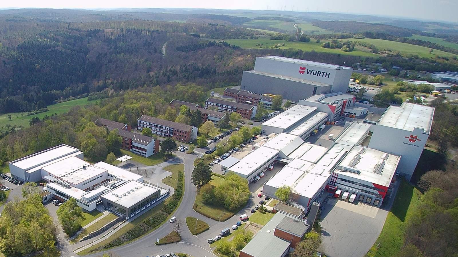 Wurth Factory