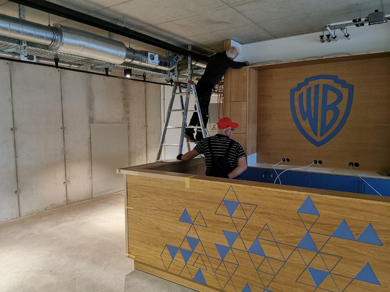 Clouth 104, Warner Bros IPTV centre