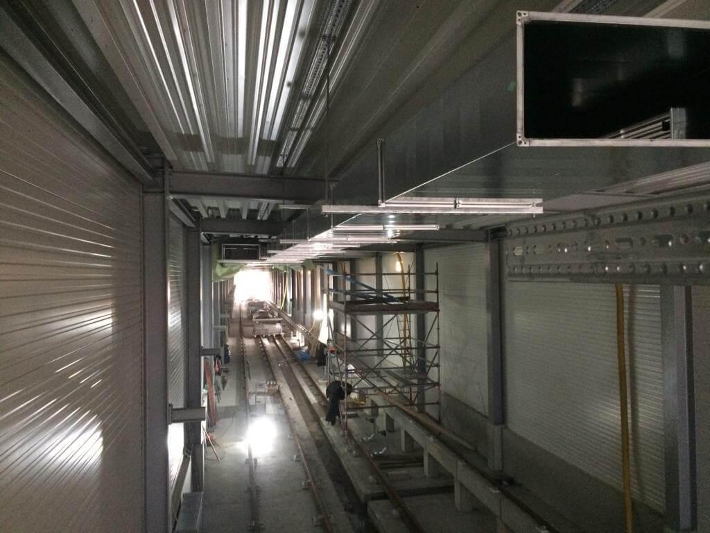 U-Bahn, Underground Transiy system