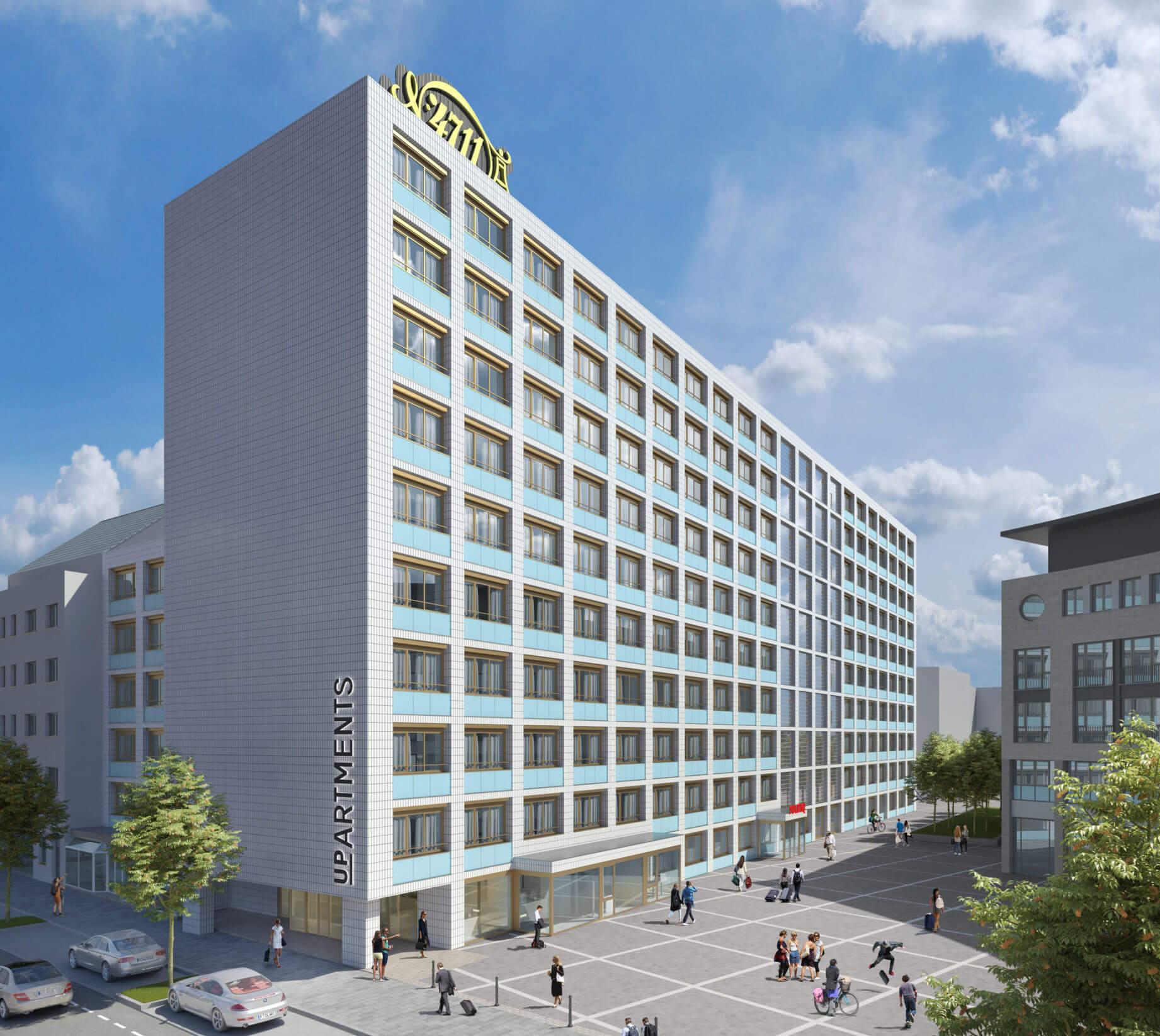 Köln Hotel 4711, Hotel
